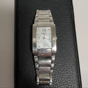 Tissot Generosi-T Quartz Watch with Diamonds